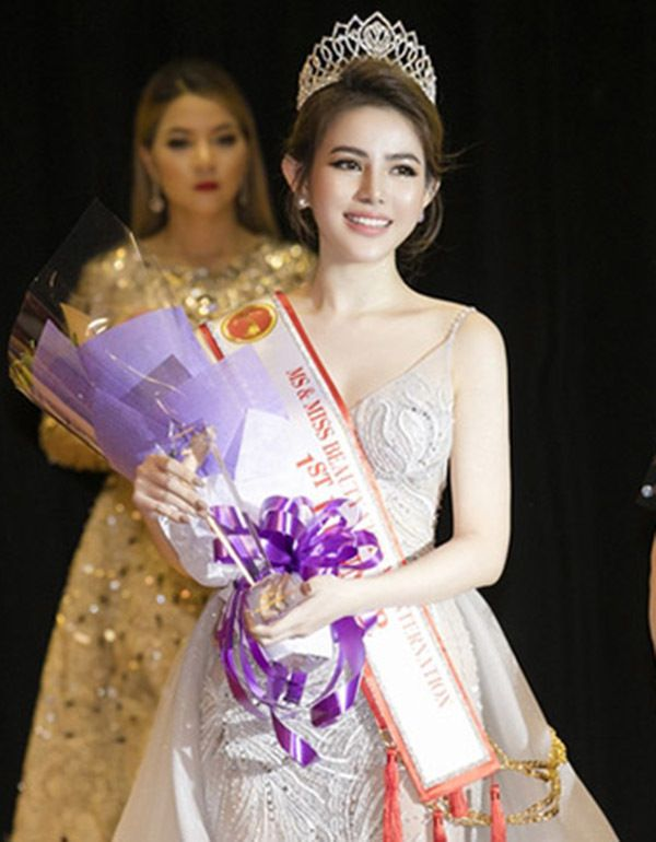 Điểm danh con gái sao Việt xinh đẹp như hoa hậu - 3