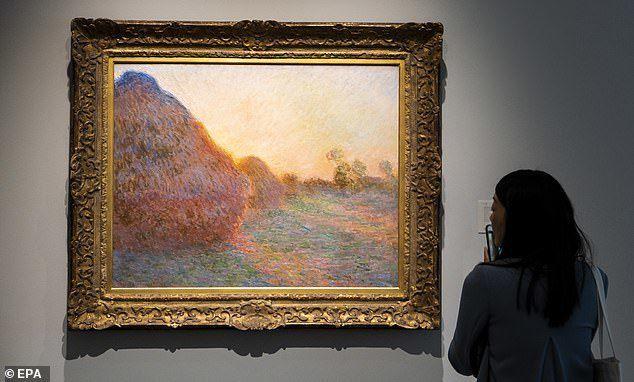 Bức tranh khắc họa đống rơm tăng giá 45 lần lên… 2.500 tỷ đồng - 2