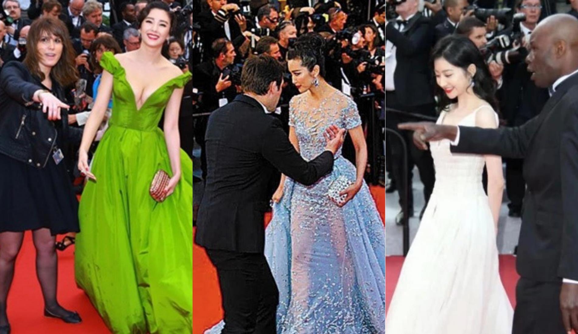 Mac ho bao, dien tro lo - nghe si TQ dang bien Cannes thanh cai cho hinh anh 3