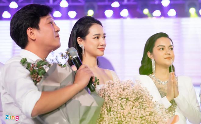 Truong Giang va sao Viet mung Nha Phuong tron 29 tuoi hinh anh 5